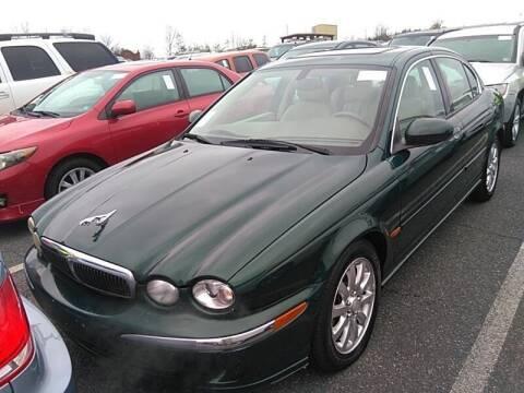 2003 Jaguar X-Type for sale at Cj king of car loans/JJ's Best Auto Sales in Troy MI