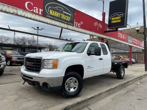 2008 GMC Sierra 3500HD for sale at Manny Trucks in Chicago IL