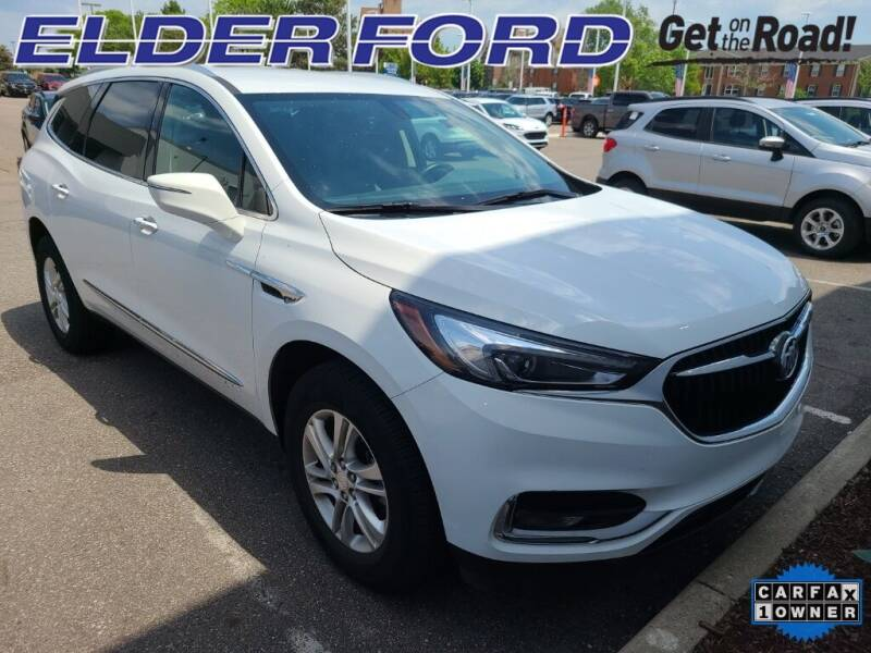 2018 Buick Enclave for sale at Mr Intellectual Cars in Troy MI