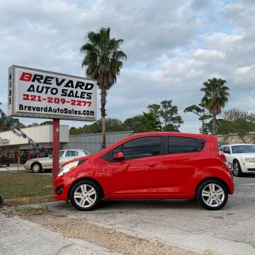 2015 Chevrolet Spark for sale at Brevard Auto Sales in Palm Bay FL