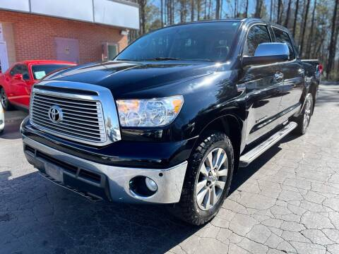2010 Toyota Tundra for sale at Magic Motors Inc. in Snellville GA