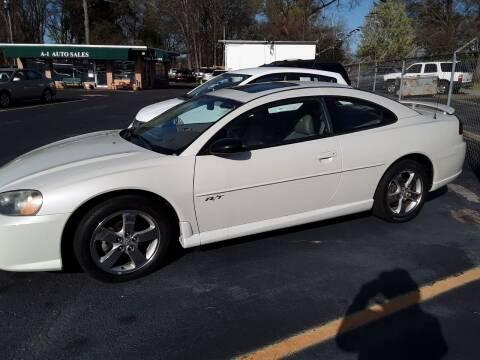 2004 Dodge Stratus for sale at A-1 Auto Sales in Anderson SC