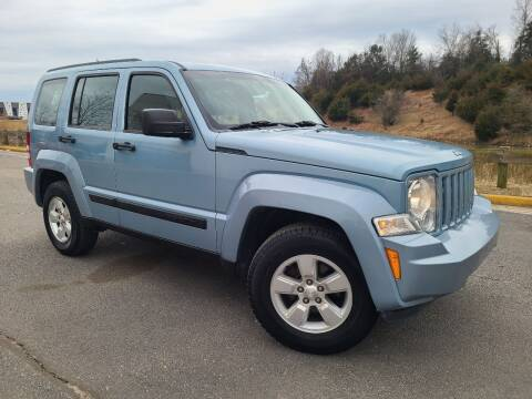 2012 Jeep Liberty for sale at Lexton Cars in Sterling VA