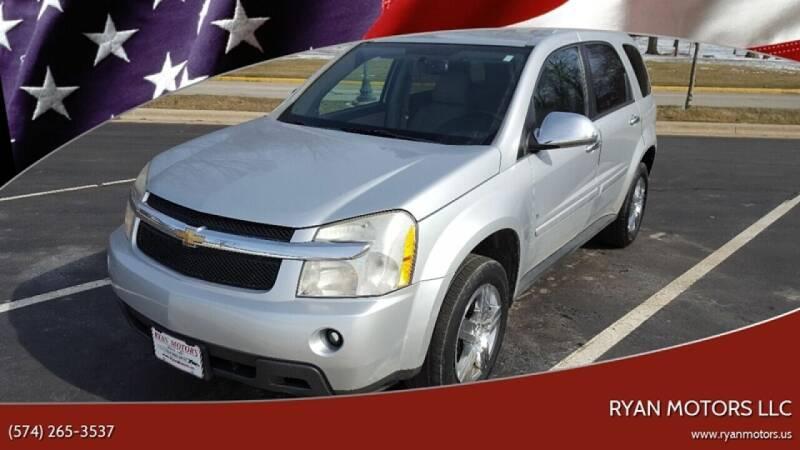 2009 Chevrolet Equinox for sale at Ryan Motors LLC in Warsaw IN