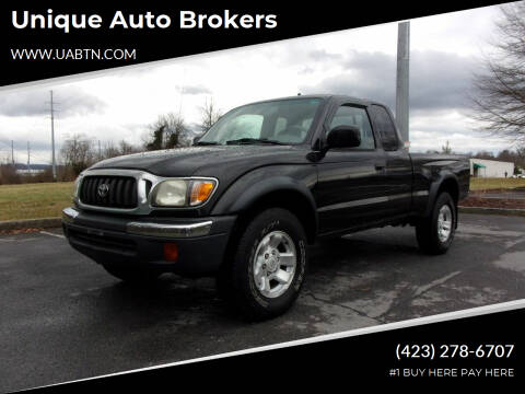 2004 Toyota Tacoma for sale at Unique Auto Brokers in Kingsport TN