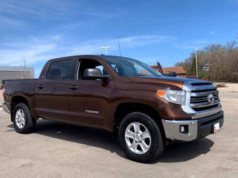 2016 Toyota Tundra for sale at Smart Motors in Madison WI
