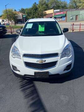 2013 Chevrolet Equinox for sale at North Hill Auto Sales in Akron OH