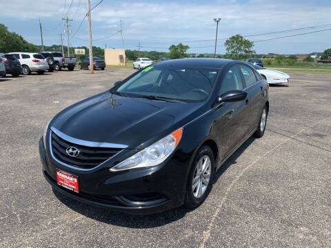 2011 Hyundai Sonata for sale at Carmans Used Cars & Trucks in Jackson OH