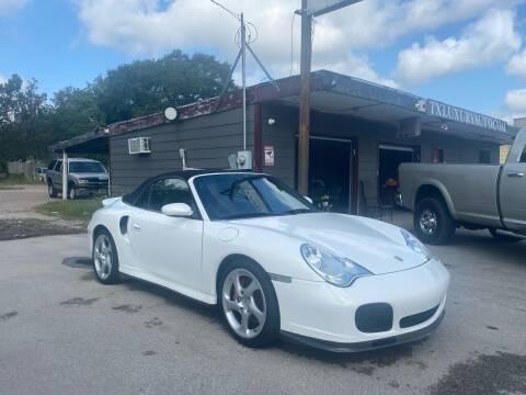 2004 Porsche 911 for sale at Texas Luxury Auto in Houston TX