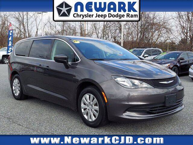 2018 Chrysler Pacifica for sale at NEWARK CHRYSLER JEEP DODGE in Newark DE