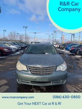 2008 Chrysler Sebring for sale at R&R Car Company in Mount Clemens MI