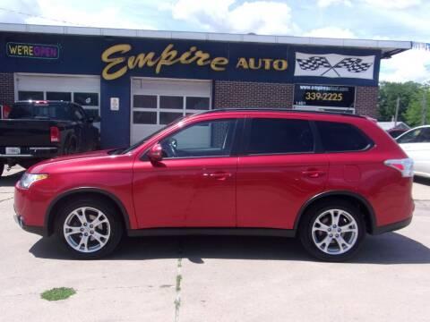 2015 Mitsubishi Outlander for sale at Empire Auto Sales in Sioux Falls SD