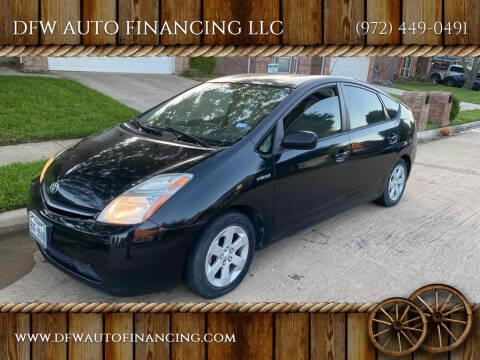 2008 Toyota Prius for sale at Bad Credit Call Fadi in Dallas TX