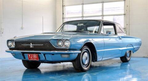 1966 Ford Thunderbird for sale at Mershon's World Of Cars Inc in Springfield OH