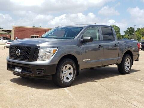 2018 Nissan Titan for sale at Tyler Car  & Truck Center in Tyler TX