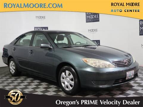 2006 Toyota Camry for sale at Royal Moore Custom Finance in Hillsboro OR