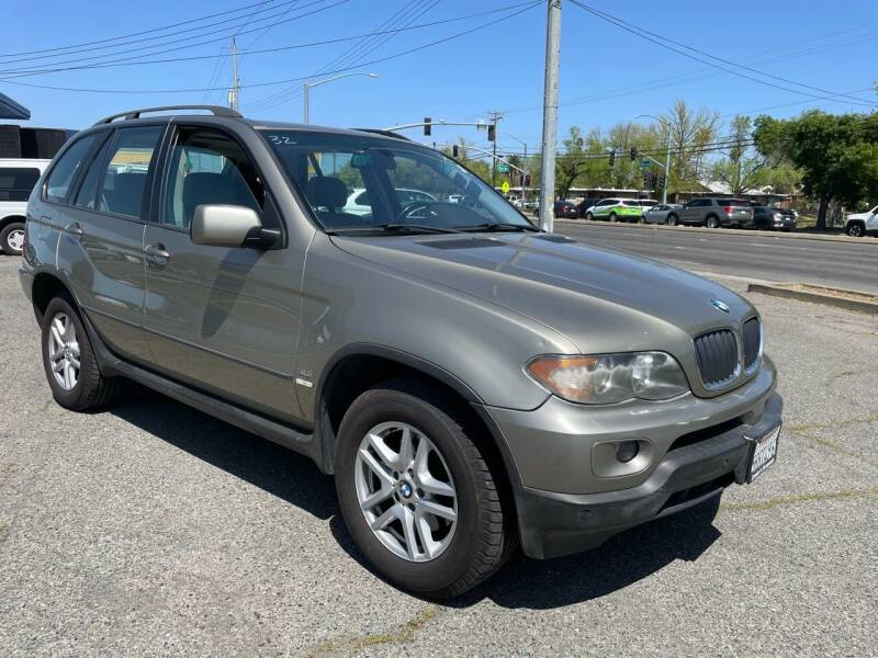 2005 BMW X5 for sale at All Cars & Trucks in North Highlands CA