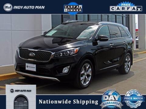2017 Kia Sorento for sale at INDY AUTO MAN in Indianapolis IN