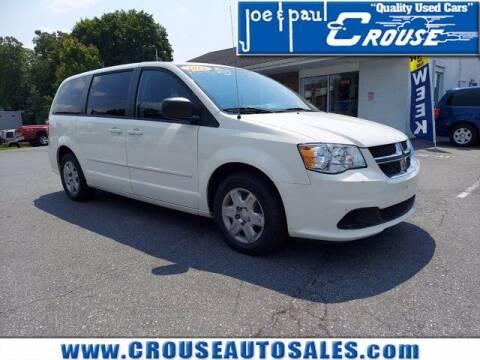 2012 Dodge Grand Caravan for sale at Joe and Paul Crouse Inc. in Columbia PA