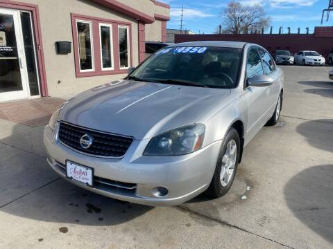 2006 Nissan Altima for sale at Sexton's Car Collection Inc in Idaho Falls ID