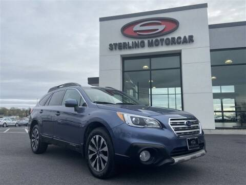 2016 Subaru Outback for sale at Sterling Motorcar in Ephrata PA