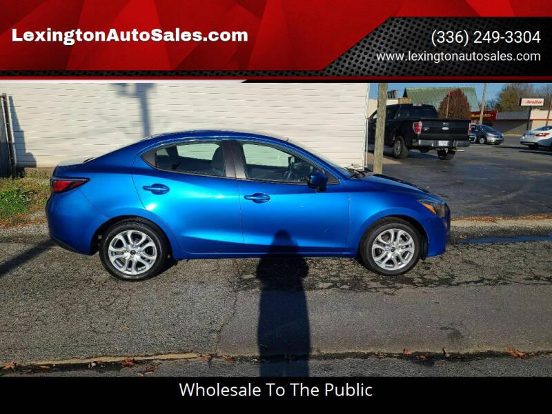 2018 Toyota Yaris iA for sale at LexingtonAutoSales.com in Lexington NC