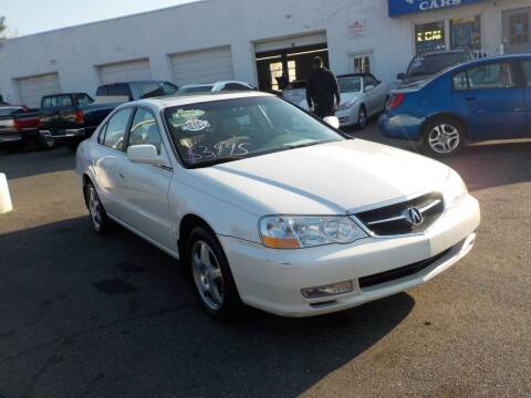 2003 Acura TL for sale at United Auto Land in Woodbury NJ