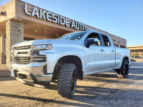 2020 Chevrolet Silverado 1500 for sale at Lakeside Auto Brokers Inc. in Colorado Springs CO