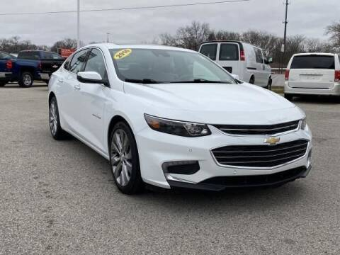 2016 Chevrolet Malibu for sale at Betten Baker Preowned Center in Twin Lake MI