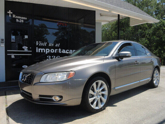 2011 Volvo S80 for sale at importacar in Madison NC