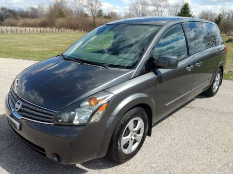 2009 Nissan Quest for sale at CarZip in Indianapolis IN