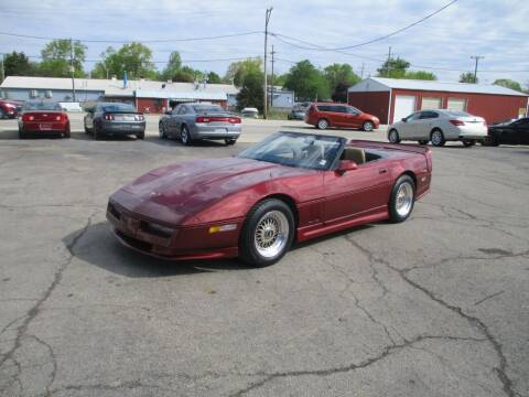 1986 Chevrolet Corvette for sale at RJ Motors in Plano IL
