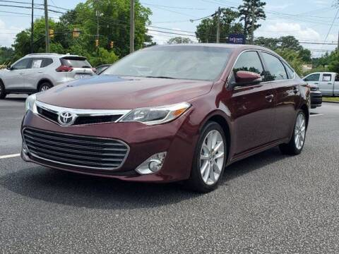 2014 Toyota Avalon for sale at Gentry & Ware Motor Co. in Opelika AL