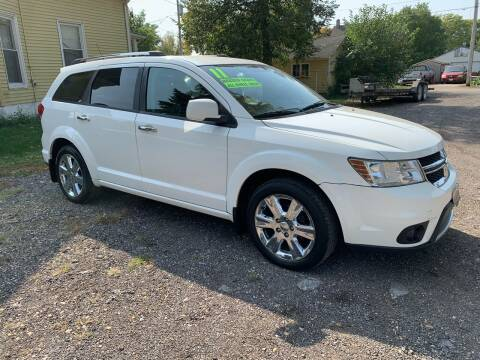 2011 Dodge Journey for sale at BROTHERS AUTO SALES in Hampton IA