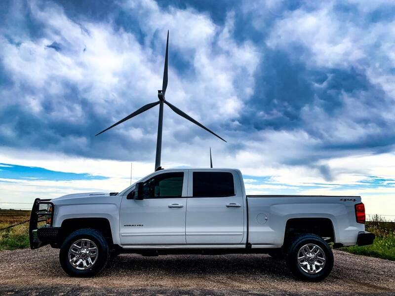 2017 Chevrolet Silverado 2500HD for sale at Mickdiesel Motorplex in Amarillo TX