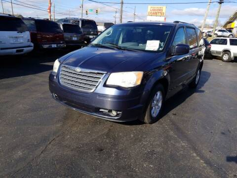2008 Chrysler Town and Country for sale at Rucker's Auto Sales Inc. in Nashville TN