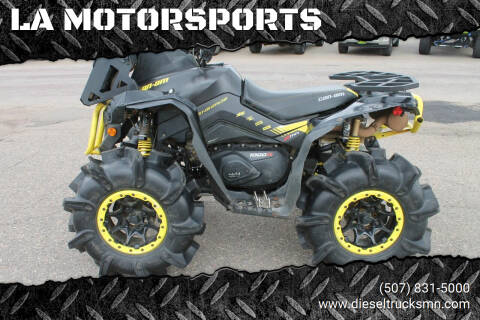2018 Can-Am Renegade for sale at LA MOTORSPORTS in Windom MN