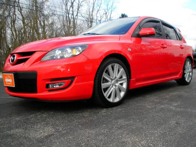 2009 Mazda MAZDASPEED3 for sale at Auto Brite Auto Sales in Perry OH