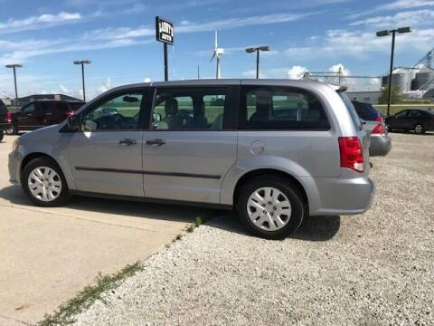 2014 Dodge Grand Caravan for sale at Lannys Autos in Winterset IA