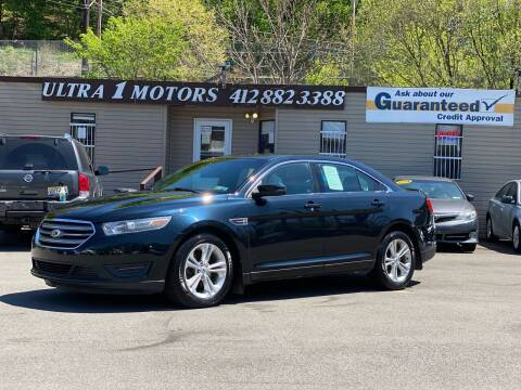 2014 Ford Taurus for sale at Ultra 1 Motors in Pittsburgh PA