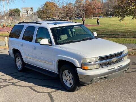2004 Chevrolet Tahoe for sale at Choice Motor Car in Plainville CT