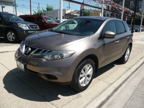 2012 Nissan Murano for sale at CAR CENTER INC in Chicago IL
