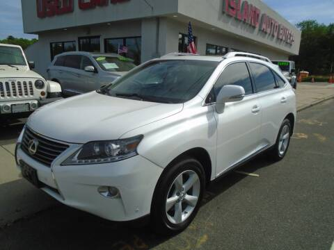 2013 Lexus RX 350 for sale at Island Auto Buyers in West Babylon NY