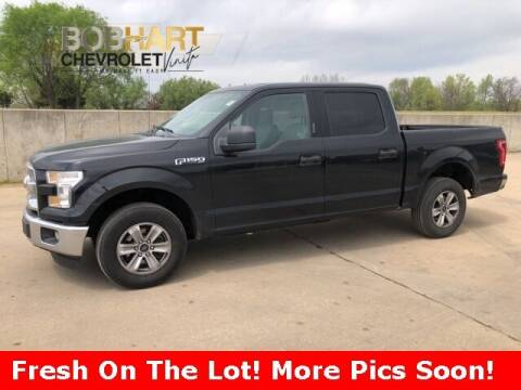 2016 Ford F-150 for sale at BOB HART CHEVROLET in Vinita OK