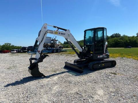2018 Bobcat E35 Mini Excavator w/Cab&Claw for sale at Ken's Auto Sales & Repairs in New Bloomfield MO