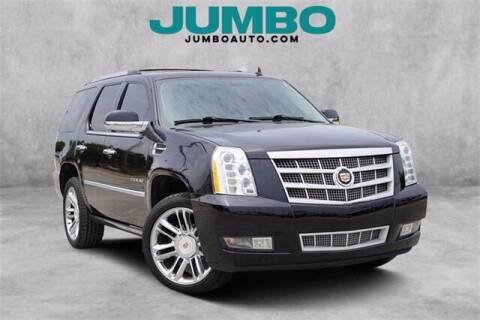 2012 Cadillac Escalade for sale at Jumbo Auto & Truck Plaza in Hollywood FL