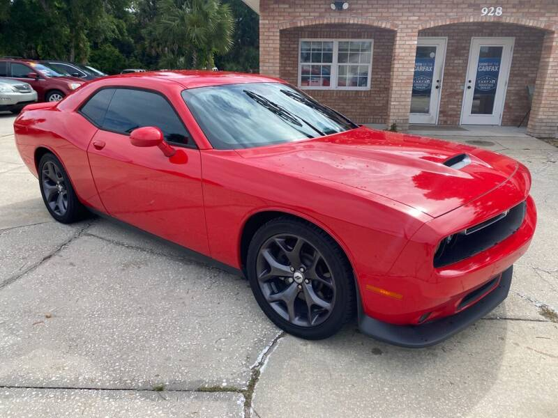 2019 Dodge Challenger for sale at MITCHELL AUTO ACQUISITION INC. in Edgewater FL