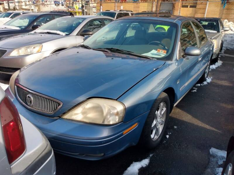2000 Mercury Sable for sale at Brick City Affordable Cars in Newark NJ