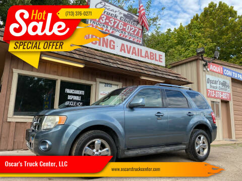 2010 Ford Escape for sale at Oscar's Truck Center, LLC in Houston TX