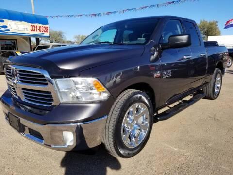 2014 RAM Ram Pickup 1500 for sale at California Auto Sales in Amarillo TX